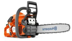 "Husqvarna 130 Chainsaw w/ 16"" bar and chain - FREE SHIPPING"