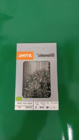 3 - Stihl Oilomatic Chain Saw Chain 26 RM3 68 18in 68link 32
