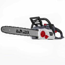 XtremepowerUS 36V Cordless Chainsaw High-Efficiency Brushles