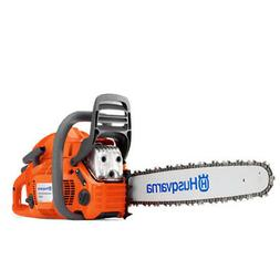 Husqvarna Rancher 60.3cc 24 in. Gas Chainsaw  966048334 New