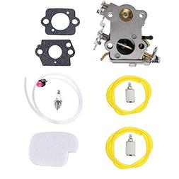 Podoy P3816 Carburetor for Poulan Chainsaw Parts with Air Fu