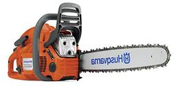 Husqvarna 455, 18 in. 55.5cc 2-Cycle Gas Chainsaw