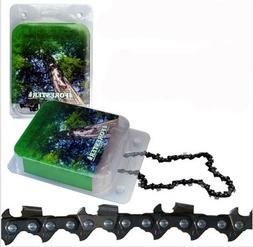 """Forester Chainsaw Chain Loop 3/8"""" .058 105 drives for 32"""" ba"""