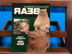Chainsaw Carving a Bear : A Complete Step-by-Step Guide, Pap