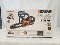cordless chainsaw with auto tension includes
