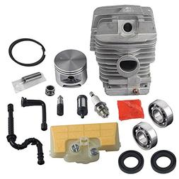 HIPA 49mm Cylinder Piston Bearing with Fuel Tune Up Kit for