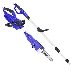 Blue Max 52959 2-in-1 Dual Telescoping Pole Saw and Portable
