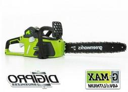 Greenworks 20312 40V G-MAX Cordless Lithium-Ion DigiPro Brus