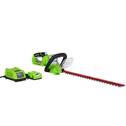 Greenworks 24V Cordless Lithium-Ion in.