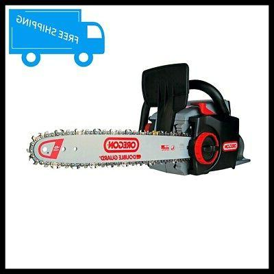 Oregon Cordless CS300-A6 Chainsaw Kit with 4.0 Ah Battery an
