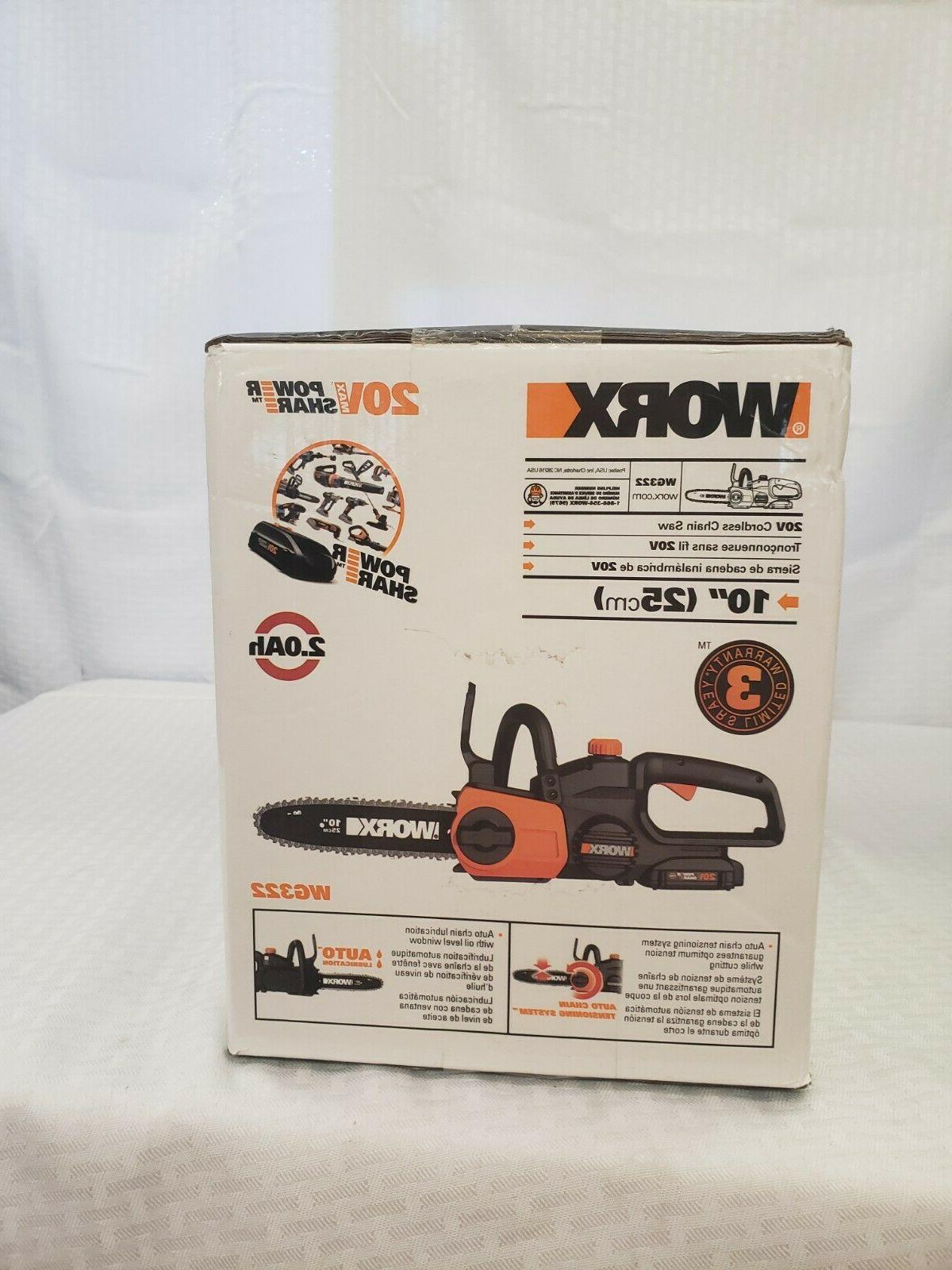 Cordless Charger, WG322