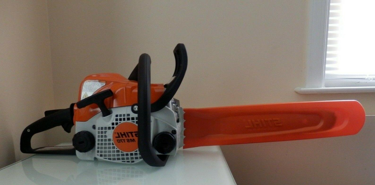 new ms170 chainsaw w 16 bar tools