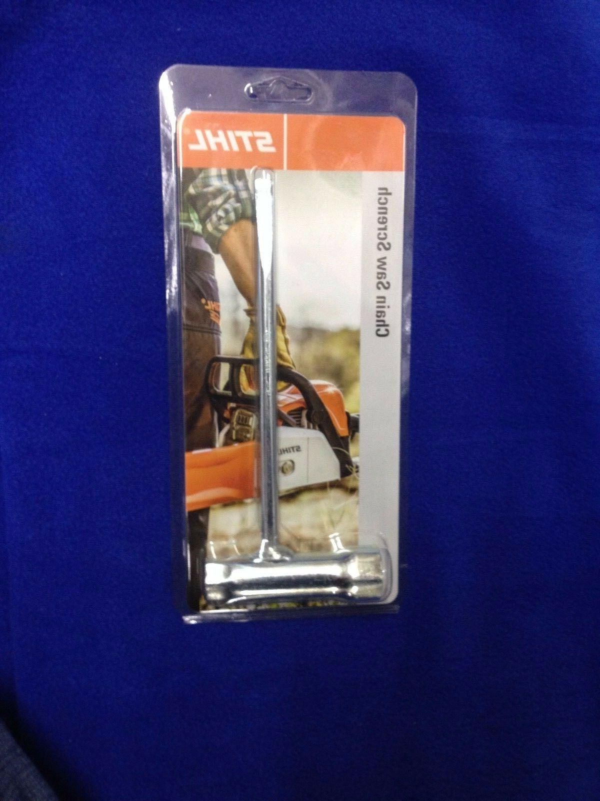 OEM STIHL CHAINSAW SCRENCH CHAIN TENSION ADJUSTING TOOL FOR