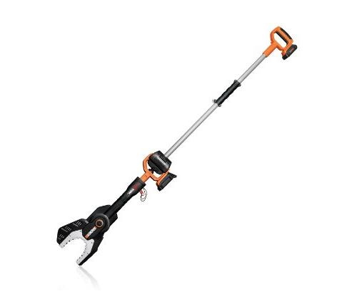 Worx Cordless with Extension Pole