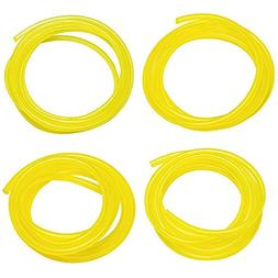 4 Feet Line Hose Petrol Fuel with 4 Size Tubing for Common 2