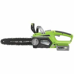 Earthwise  24-Volt Lithium-Ion Cordless Chain Saw