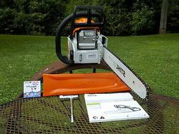 """NEW STIHL MS 170 CHAINSAW  WITH 16"""" BAR & CHAIN & ACCESSORIE"""