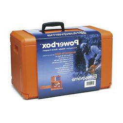 Husqvarna PowerBox Carrying Case for Chain Saw with Bar Cove