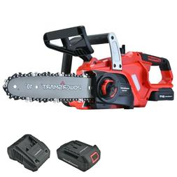 PS76120A 10 inch 20 V Cordless Chain Saw