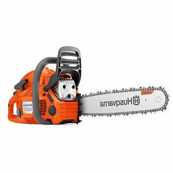 Husqvarna 460 Rancher, 18 in. 60.3cc 2-Cycle Gas Chainsaw